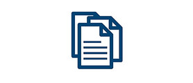 kundencenter Dokumente anfragen blau 580x250